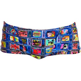 Funky Trunks Classic Trunks Men Square Eyes
